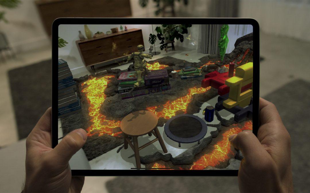 Apple schafft neue AR-Erlebnisse
